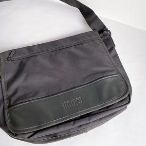 Roots Laptop Messenger Bag
